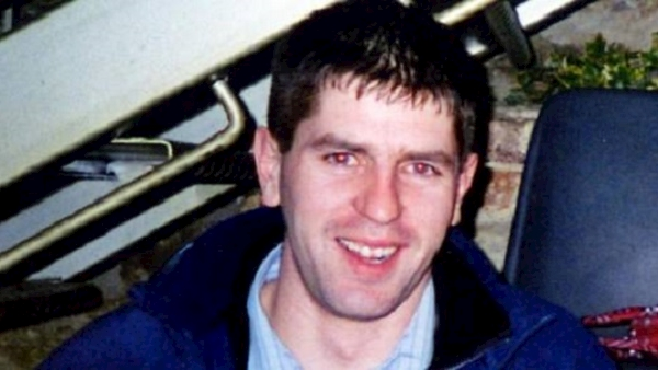 Barry Coughlan Missing Person Cork large