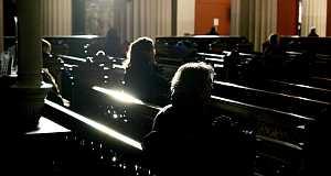 Church Generic Praying Pic PA