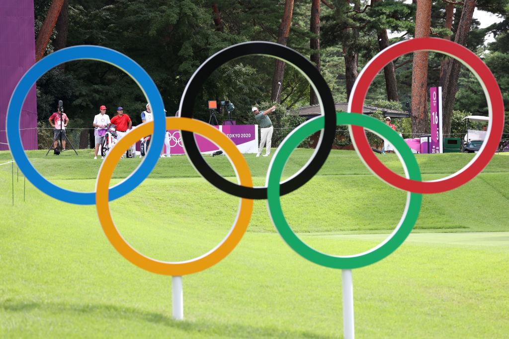 Golf - Olympics: Day 7
